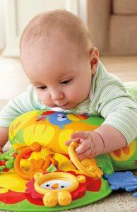 Mattel Fisher-Price Y6593 - Spielkissen, 9,5 x 27,9 x 30,5 cm Baby