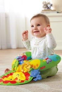Mattel Fisher-Price Y6593 - Spielkissen Baby