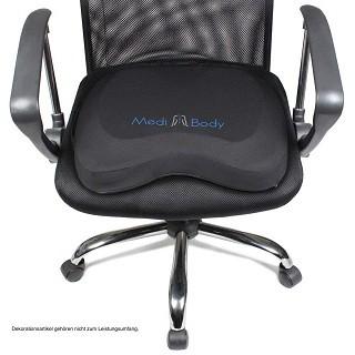 Stuhl mit Medi Body Sitzkissenl im Test & Vergleich
