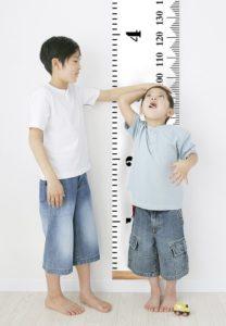 Mibote Messlatte für Kinder Wand Höhe Diagramm