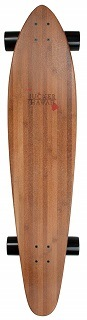 Abmessungen von Mike Jucker Hawaii Longboard Bambus MAKAHA im Test