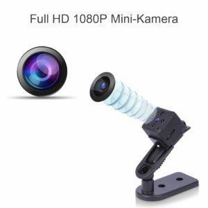 Erfindung der Mini Überwachungskamera im Überblick