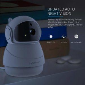 Welche Arten von Mini Überwachungskameras gibt es in einem Test?