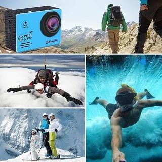 Sport & Outdoor ODRWM Unterwasserkamera im Test