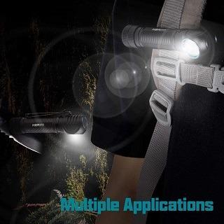 Die Stirnlampe mit 153m Reichweite von Olight H2R Nova 18650 im Test und Vergleich bei Expertentesten