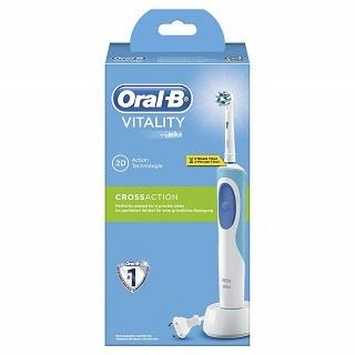 Oral-B Vitality Elektrische Zahnbürste Verpackung im Test