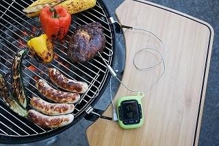 Der Grillthermometer mit LC-Display von Outdoorchef 14.491.34 im Test und Vergleich bei Expertentesten