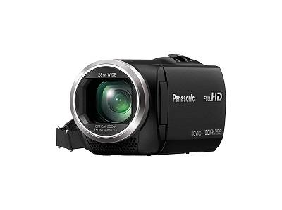 Der Panasonic HC-V180EG-K Full HD Camcorder im Test