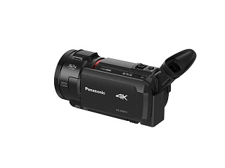 Der Panasonic HC-VXF11EG-K 4K Camcorder 4 im Test