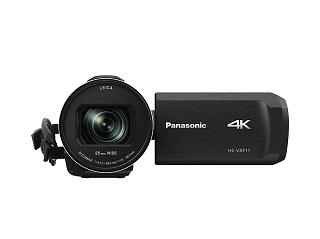 Der Panasonic HC-VXF11EG-K 4K Camcorder im Test