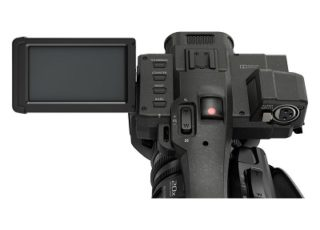Panasonic HC-X1000 Camcorder Display im Test