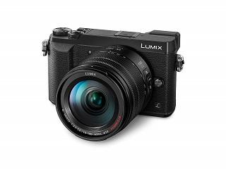 Die LUMIX G DMC-GX80HEGK Spiegelreflexkamera hat ein modernes Design Test