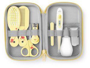 Philips Avent SCH40000 Babypflege-Set, gelb