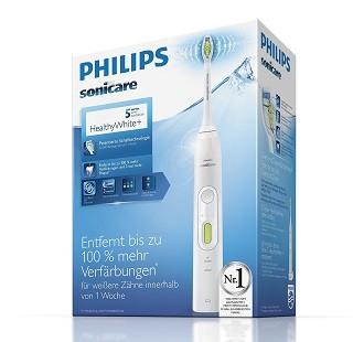Philips HX8911_01 Elektrische Zahnbürste Verpackung im Test