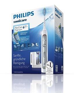 Philips HX9172_15 Elektrische Zahnbürste Verpackung im Test