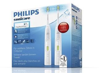 Philips Sonicare HealthyWhite+ HX8923_34 Elektrische Zahnbürste Verpackung im Test