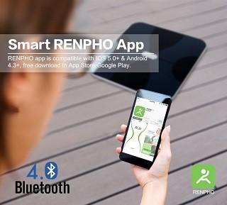 Die RENPHO Körperfettwaage im Test_