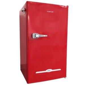 Die Geschichte des Kühlschranks ohne Gefrierfach im Test