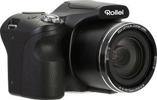Die Powerflex 350 Spiegelreflexkamera ist einfach zu bedienen Test