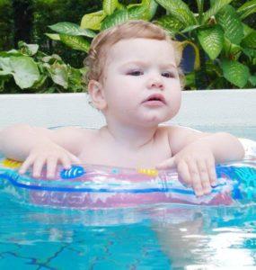 Samione Kinder Schwimmen Ring, Baby Schwimmhilfen