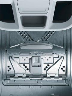 Montage von Siemens WP12T447 iQ500 Waschmaschine im Test