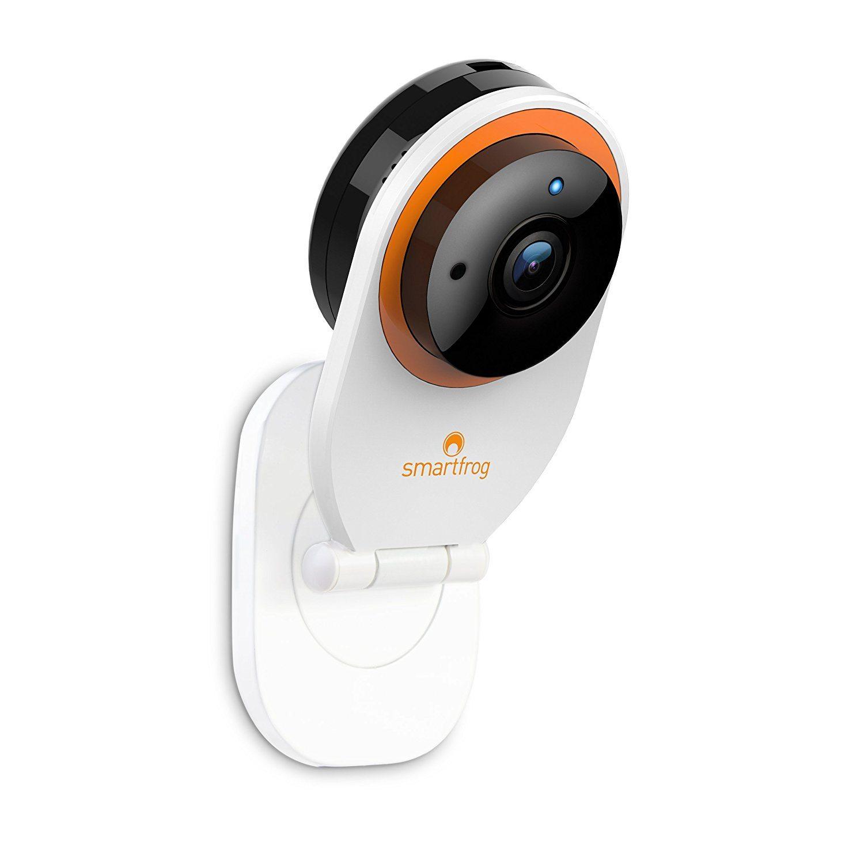 Die Smartfrog WLAN HD Überwachungskamera im Test