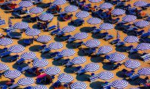 Sonnenschirm Test - die Strandschirme