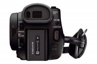 Der Sony FDR-AX100 4K Ultra HD Camcorder 5 im Test