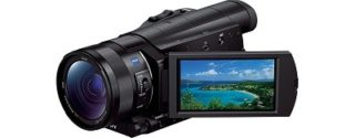 DerSony FDR-AX100 4K Ultra HD im Test