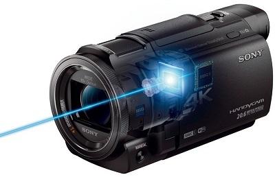 Der Sony FDR-AX33 4K Camcorder 5 im Test