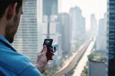 Der Sony FDR-X3000RFDI 4K Camcorder im Test