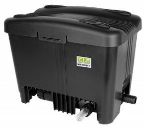 Der WDF 10000 Teichfilter von T.I.P. hat ein tolles Design und eine sehr gute verarbeitung TEst