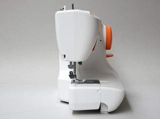 Die Toyota ECO15B Nähmaschine ist sehr einfach zu bedienen und ist gut für Anfänger Test