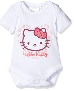Twins Baby Hello Kitty Logo Babykleidung
