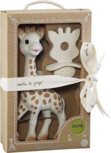 VULLI 616624 Sophie la girafe + 1 Schnuller