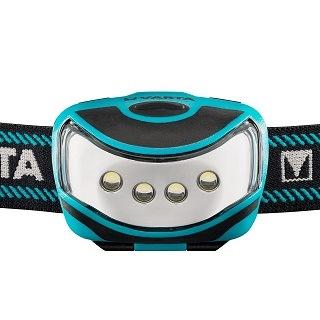 Die Stirnlampe mit 50lm Leuchtkraft von Varta H10 im Test und Vergleich bei Expertentesten