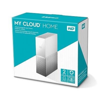 WD My Cloud Home 2 TB im Test 4