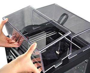 Der D6C Duplicator 3D-Drucker hat eine einfache Bedienung Test