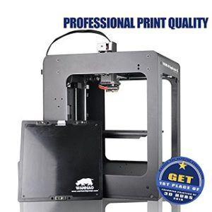 Bedienung und Funktionen des 3D-Druckers von Wanhao im Test