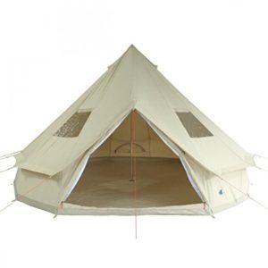 Camping-Zelte im Wurfzelt Test