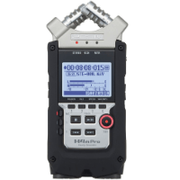 Zoom H4n-Pro Diktiergerät Test