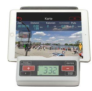 Fahrradergometer App