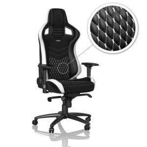 noblechairs Epic Gamingstuhl - Bürostuhl - Schreibtischstuhl - Echtleder