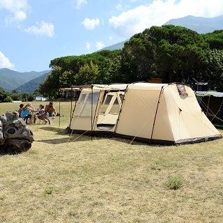 skandika Nordland 4-Personen Campingzelt Outdoor Test