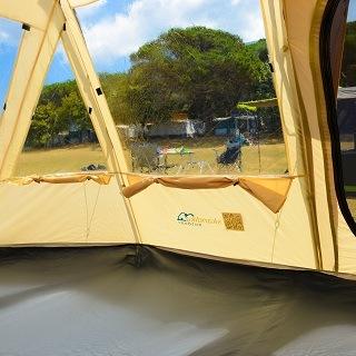 skandika Nordland 4-Personen Campingzelt Test