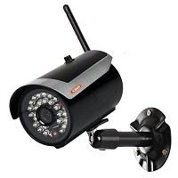 Die TVAC16000A Überwachungskamera hat eine sehr hochwertige Bildqualität Test