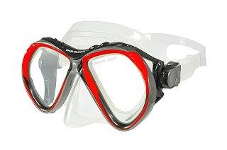 Brille von AQUAZON Marlin im Schnorchelset Test
