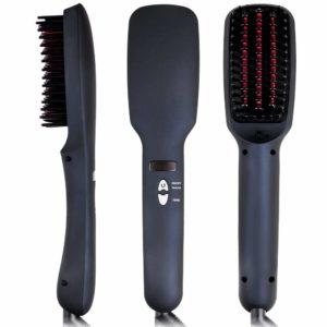 ARINO Glättbürste Stylingbürste Hair Straightener mit Schnellaufheizung Test