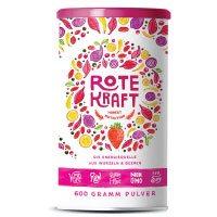 Alpha Foods Rote Kraft Superfood Smoothie Test