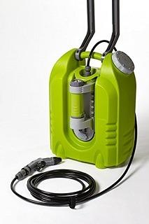 Der Hochdruckreiniger mit 10 bar Wasserdruck PRO GD86 von Aqua2go im Test und Vergleich